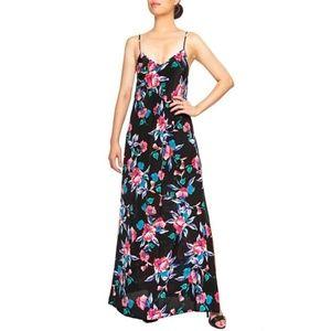 NWT Yumi Kim Silk alyssa floral print maxi dress
